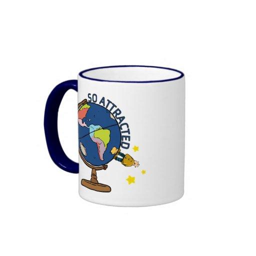 So Attracted Ringer Coffee Mug