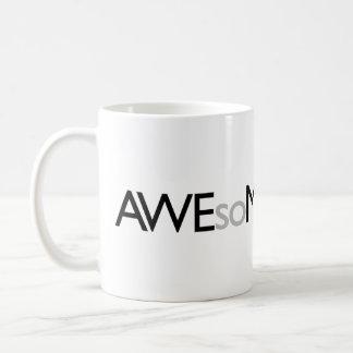 So Awesome! Classic White Coffee Mug