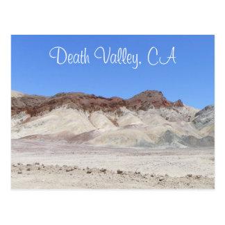 So Beautiful Death Valley Postcard! Postcard