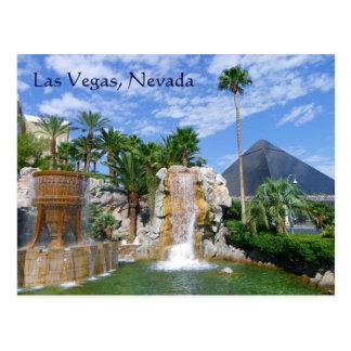 So Beautiful Las Vegas Postcard! Postcard