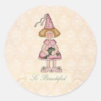 So Beautiful Sticker