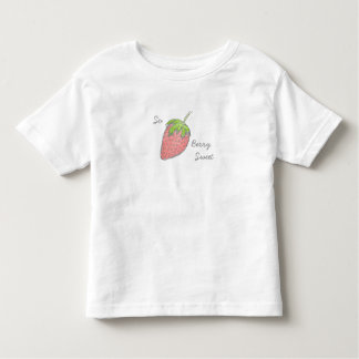 So Berry Sweet Toddler T Shirt