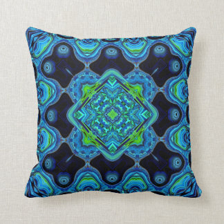 So Blue 08-09 Mandala Pillows