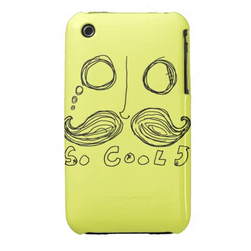 So Cool iPhone case Case-Mate iPhone 3 Cases