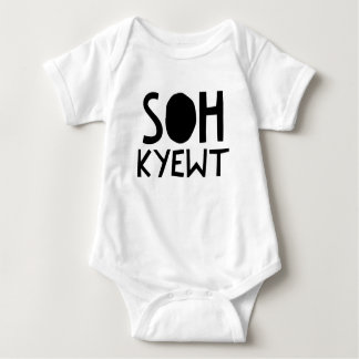 So Cute!  An adorable baby gift! Baby Bodysuit