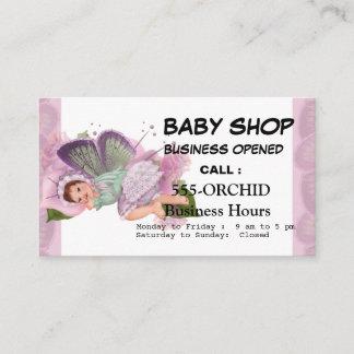 SO CUTE BABY BUSINESS CARD
