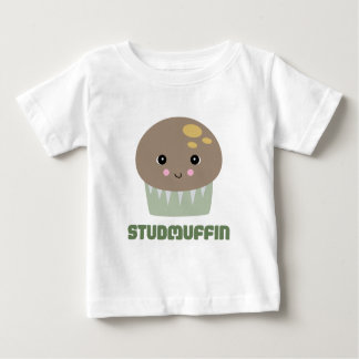 so cute kawaii stud muffin baby T-Shirt