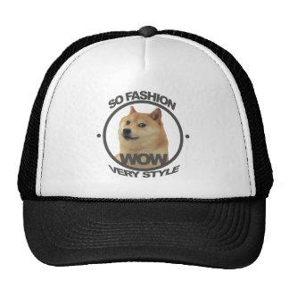 So Fashion, So Doge Trucker Hat