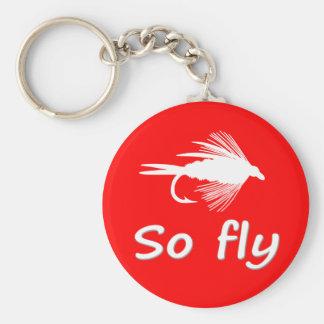 SO FLY KEYCHAIN