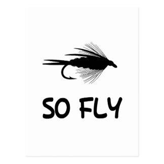 SO FLY POSTCARD