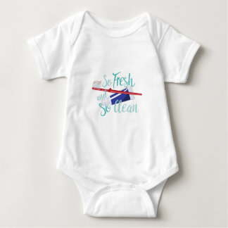So Fresh Baby Bodysuit