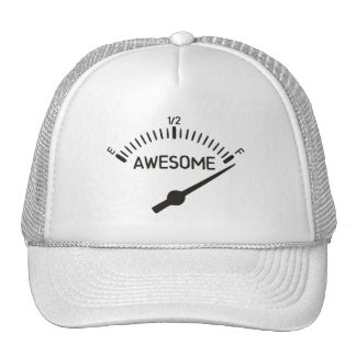 So Full of Awesome Gauge Trucker Hats