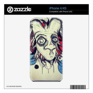 So Glum IPhone Skin iPhone 4S Decals