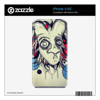 So Glum IPhone Skin Skins For iPhone 4S