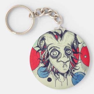 So Glum Keychain (Basic)