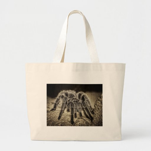 So hairy tote bags