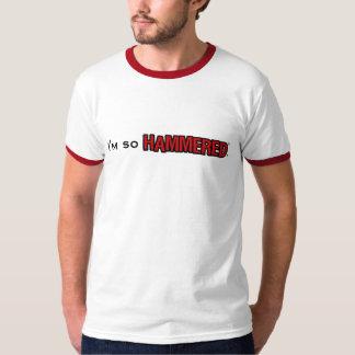 So Hammered - Guys Ringer T-Shirt