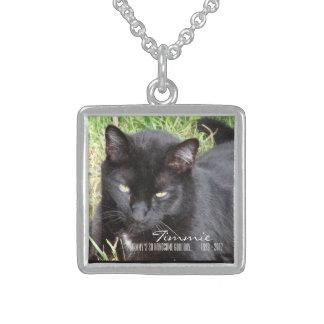 So Handsome Good Boy Cat Memorial Necklace