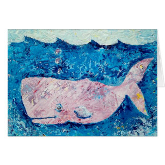 """""""So Happy At Sea"""" by Chris Rice Note Cards"""