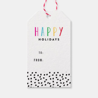 So Happy Gift Tags
