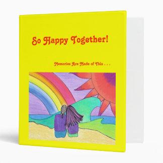 So Happy Together Binder