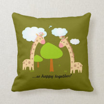 So Happy Together Pillow