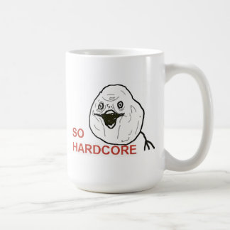 So Hardcore Coffee Mug