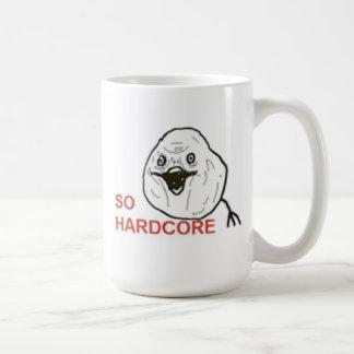 So Hardcore Comic Face Coffee Mug