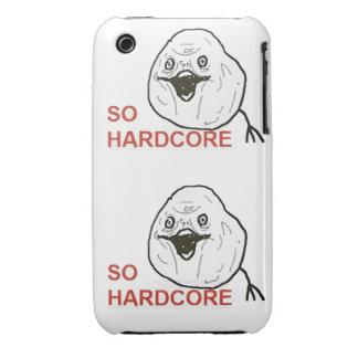 So Hardcore iPhone 3 Case