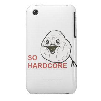 So Hardcore iPhone 3 Cover