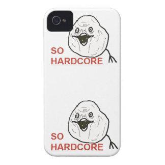 So Hardcore iPhone 4 Case