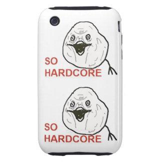 So Hardcore Tough iPhone 3 Case