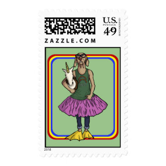 So Hip Postage Stamps