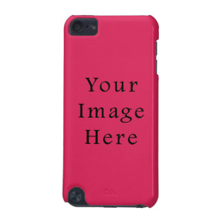 So Hot Pink Color Trend Blank Template iPod Touch 5G Case