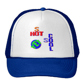 So Hot Yet So Cool. Trucker Hat