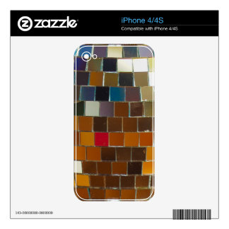 So Hot You're Cool - Disco Ball iPhone 4 Skins