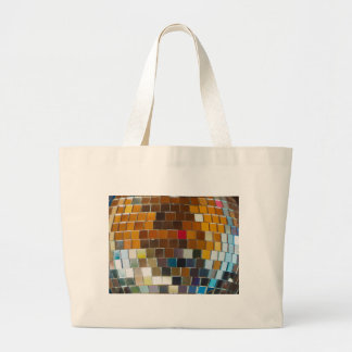 So Hot You're Cool - Disco Ball Large Tote Bag