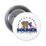 so i gave my heart to a soldier button