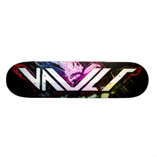 So Intense Skateboard (Chaos Version with Logo)