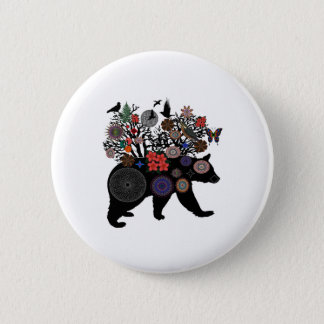 SO IS BEAR PINBACK BUTTON