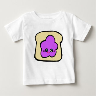 SO KAWAII toast grape jam Baby T-Shirt