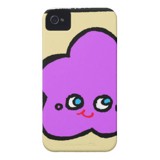 SO KAWAII toast grape jam iPhone 4 Cover