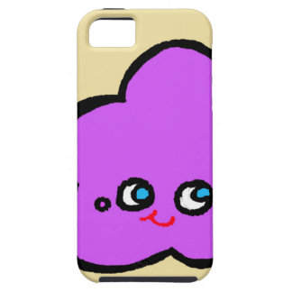SO KAWAII toast grape jam iPhone SE/5/5s Case