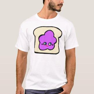 SO KAWAII toast grape jam T-Shirt