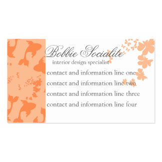So Koi With Me Double-Sided Standard Business Cards (Pack Of 100)