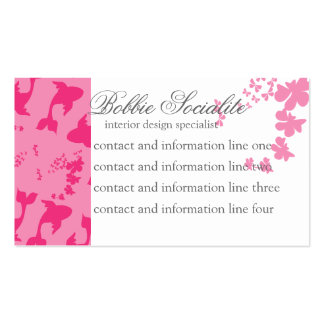 So Koi With Me Business Card Templates