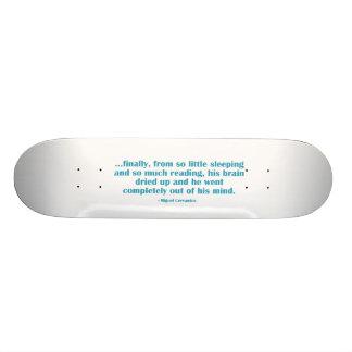 So Little Sleeping… Skate Board
