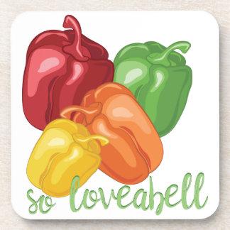 So Loveabell Beverage Coaster