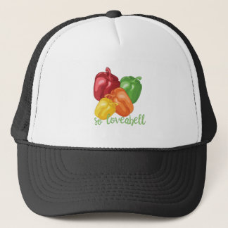 So Loveabell Trucker Hat
