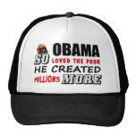 So Loved The Poor! Trucker Hats